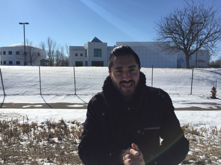 Mobeen Azhar on a pilgramage to Prince's Paisley Park studios in Minneapolis