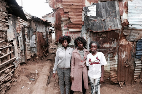 Many of the young women live in poor areas where they cannot afford to have a child and need access to contraceptives.