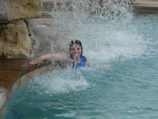 stephanie dube waterfall