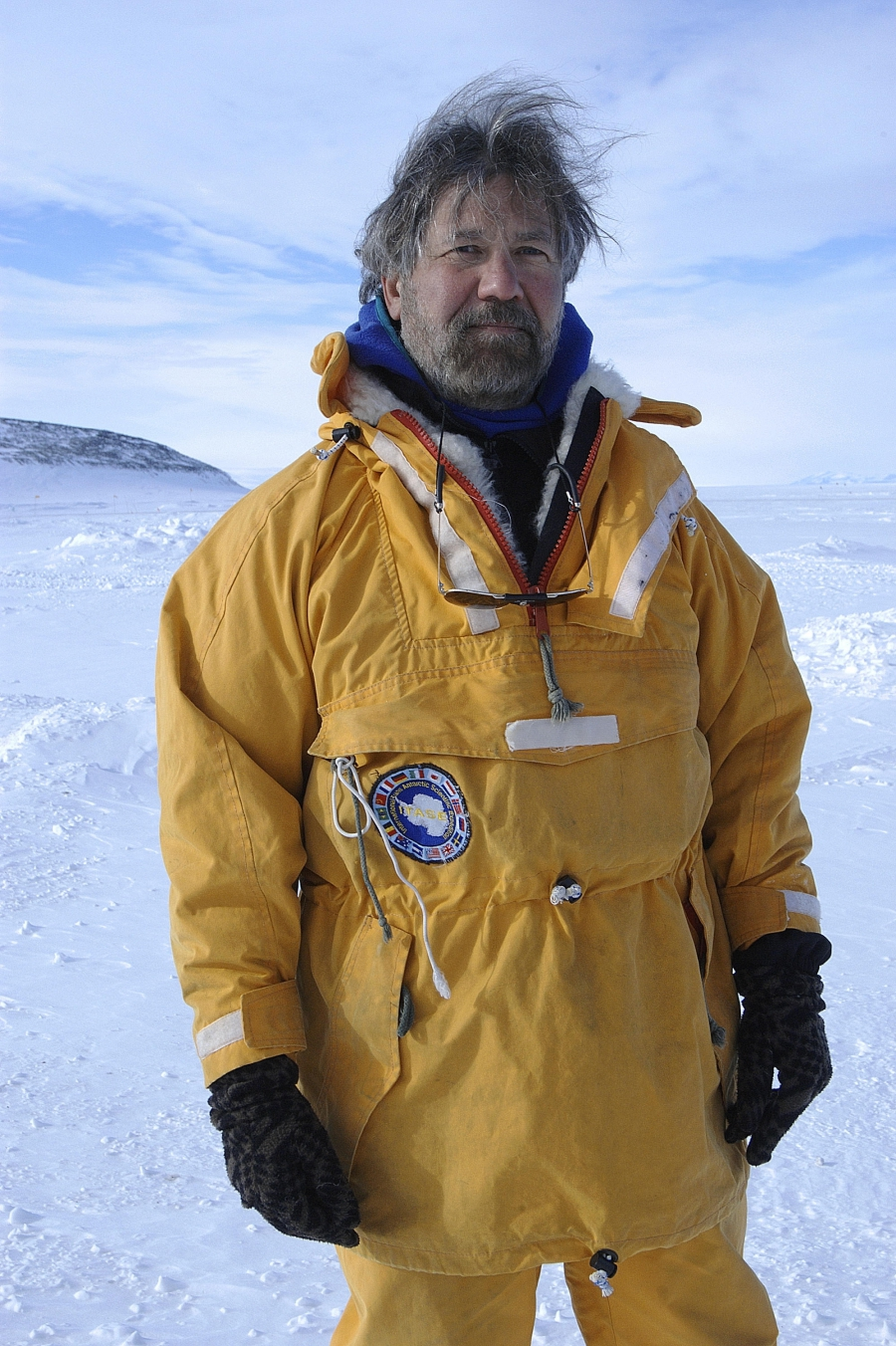 Paul Mayewski of the University of Maine has led more than 50 research expeditions in extreme environments.