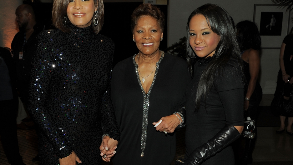 Bobbi Kristina Brown Slams Grandmother Cissy Houstons Book