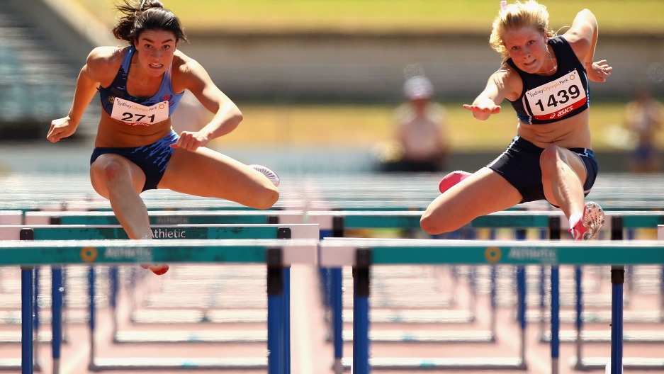 'Sexy' Aussie hurdler Michelle Jenneke is back on YouTube ...