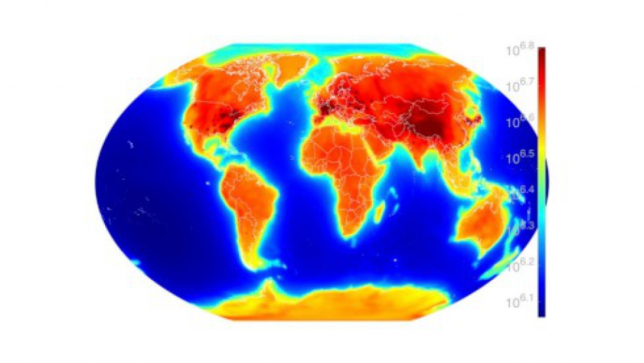 New Map Of Earth.A New Map May Help Scientists Figure Out How Earth S Inner Core Formed