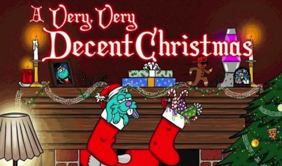 Mad Decent's Christmas album
