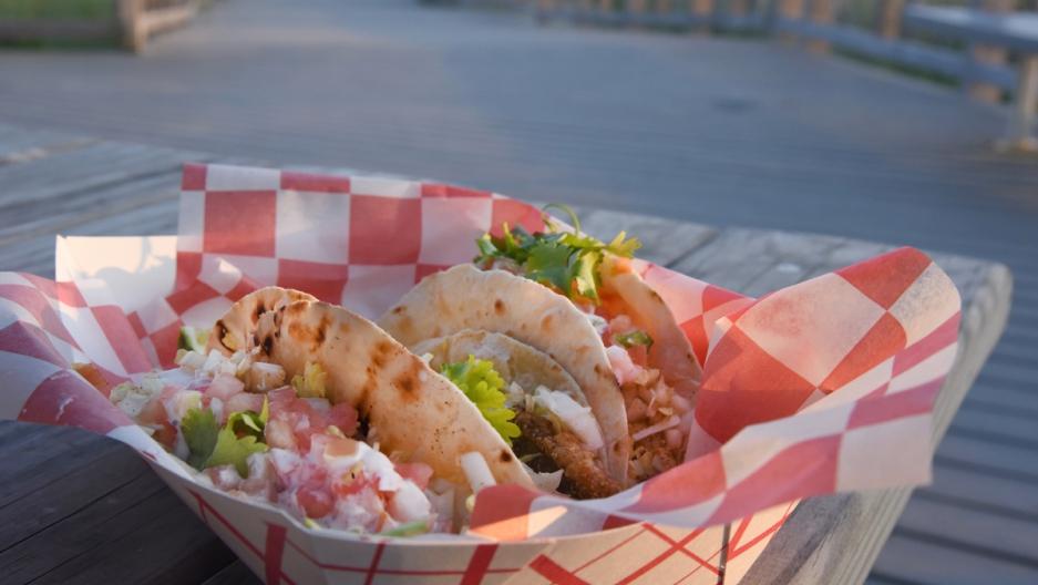 Skate tacos