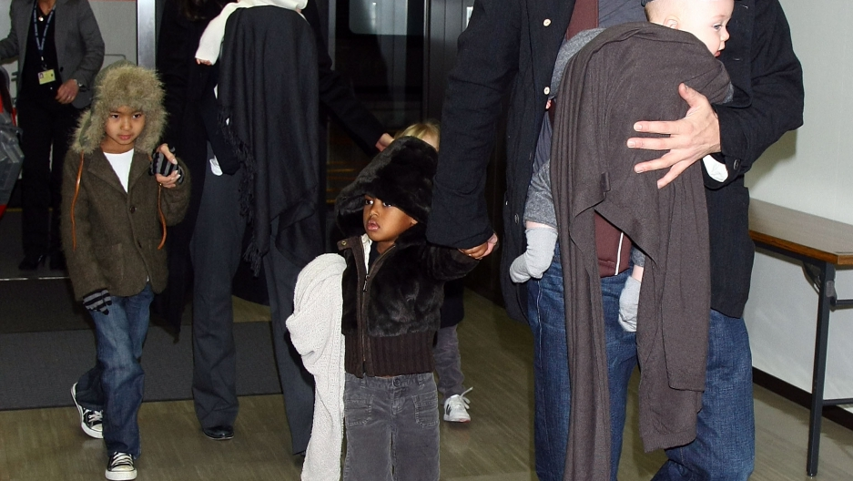 Angelina Jolie S Youngest Vivienne Jolie Pitt To Appear In