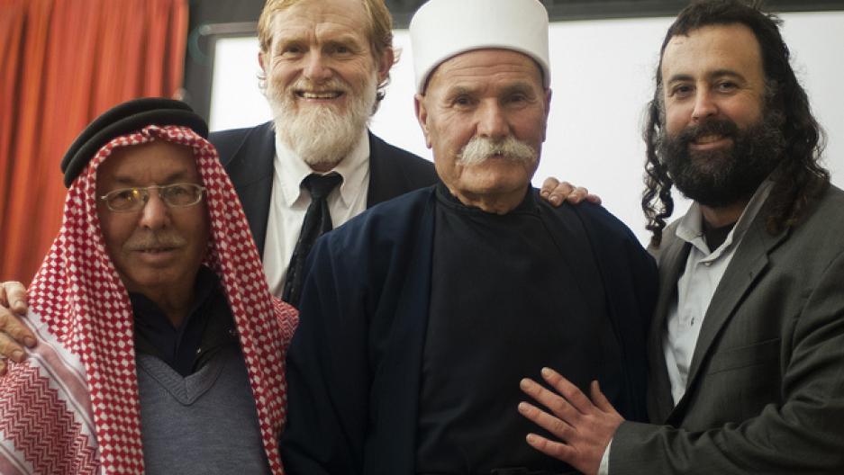 Jewish, Muslim, Christian and Druze leaders