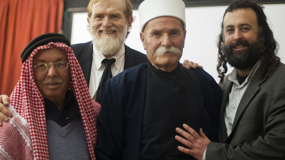 Jewish, Muslim, Christian and Druze leaders