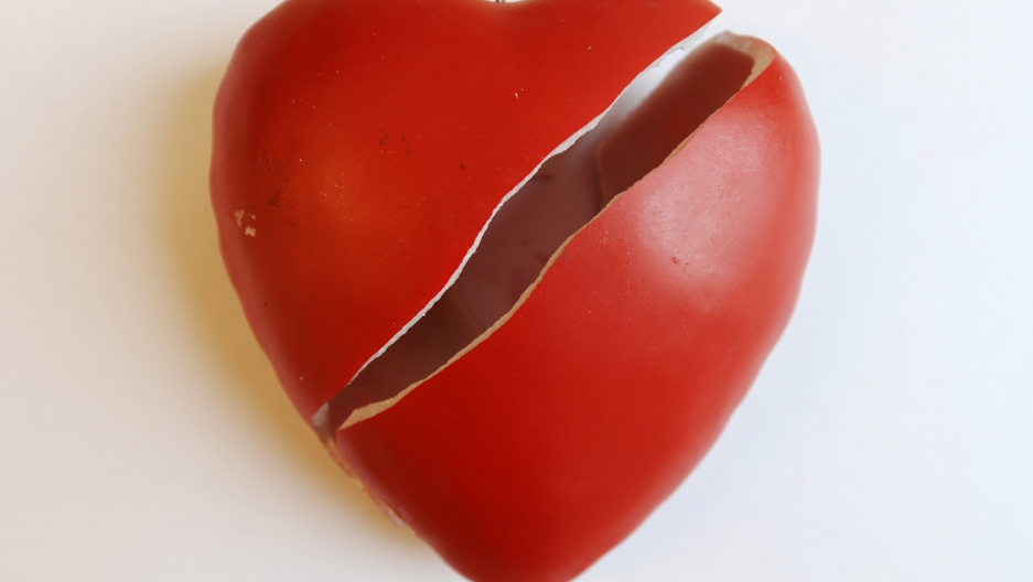 Grief can trigger myocardial infarction, or heart attack