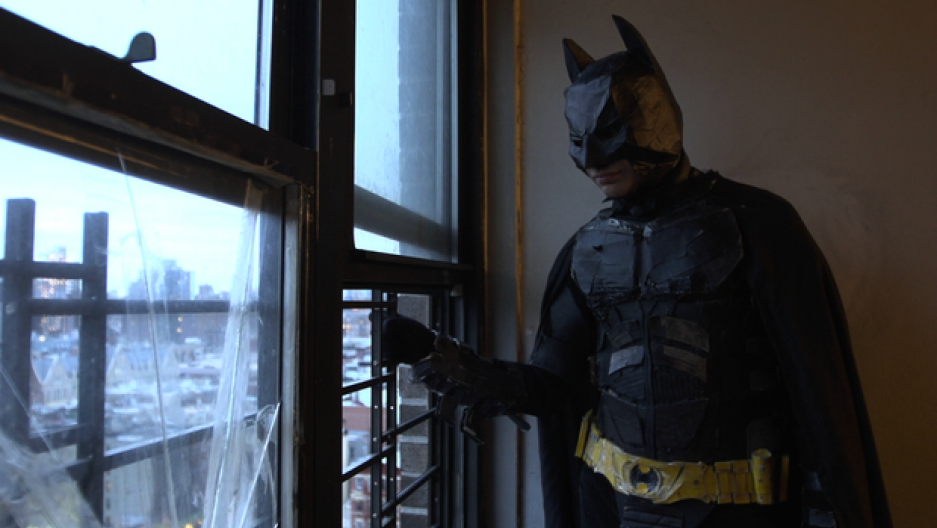 Mukunda Angulo as our Watchful Protector (Magnolia Pictures)