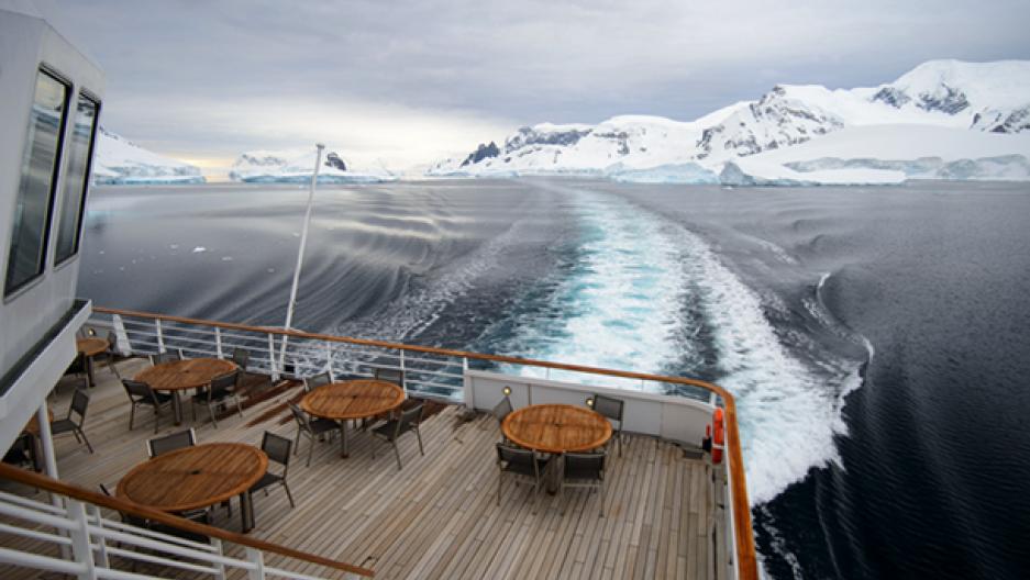 Crystal Cruises' new luxury vessel