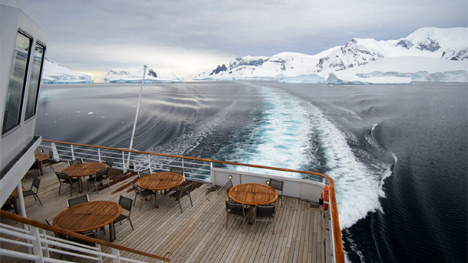 The Arctic Is Opening For Business This Summer When A Cruise Ship - New luxury cruise ships