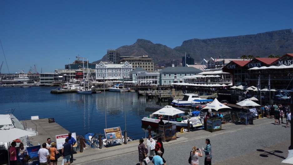 Cape Town, South Africa, waterfront
