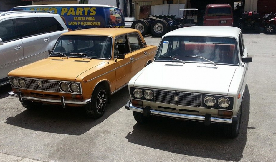 How to fix an old Russian car in Cuba? There\'s this mechanic in Miami
