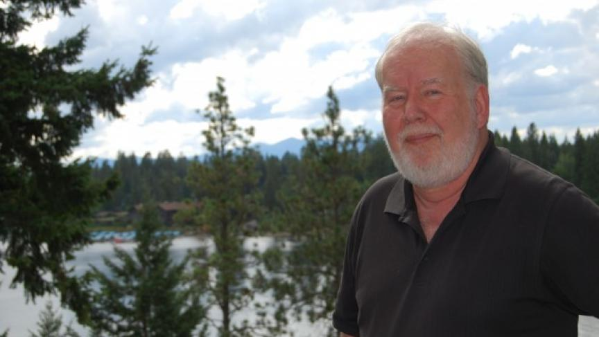 Former Idaho State Senator Mike Jorgenson in Hayden Lake, Idaho proposed legislation to make it more difficult for undocumented immigrants to find employment in his state. (Photo: Jason Margolis)