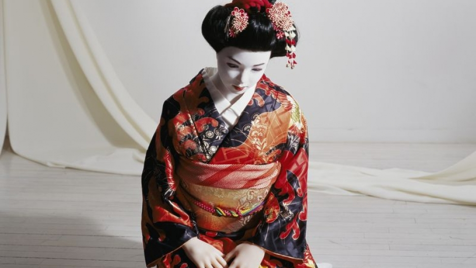 """""""Day 31 (Geisha)"""" from the series """"The Love Doll"""" (2011)"""
