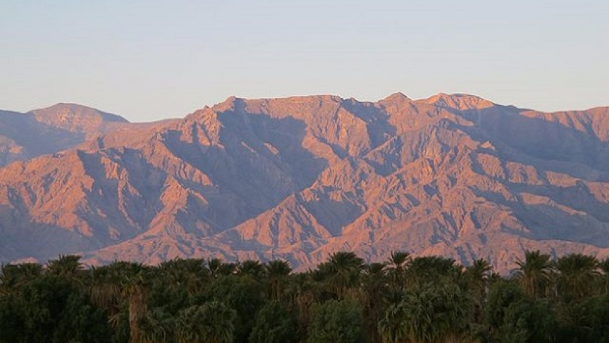 The hottest temperature ever recorded in the world was at Furnace Creek, in California's Death Valley. (Photo: Wiki Commons)