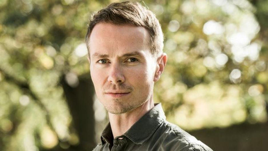 Gavin McCrea (Eugene Langan)