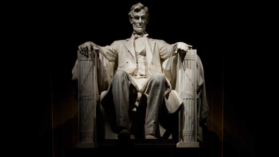 The Lincoln Memorial, 2008