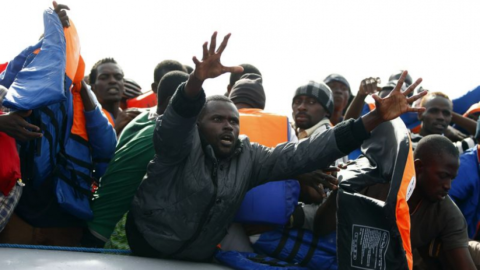 MOAS rescue mission