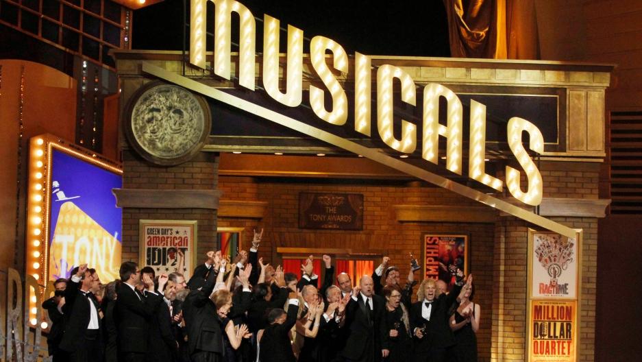 Musical Tony Awards