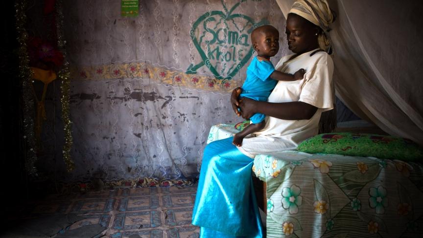 Senegal birth spacing