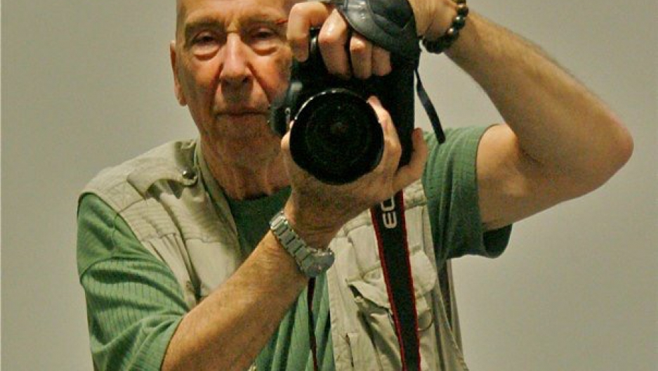 Peter Herford, former CBS producer and executive, self-portrait