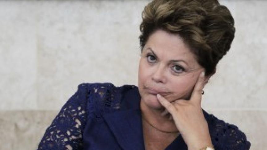 Brazil's President Dilma Rousseff. ( Photo: REUTERS/Ueslei Marcelino )