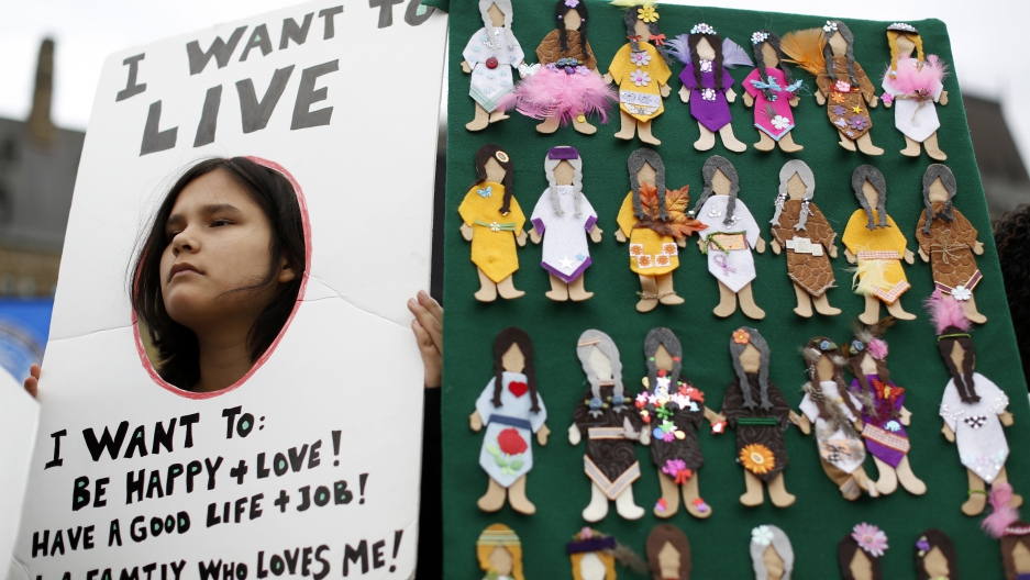 Five things about inquiry into missing and murdered indigenous women