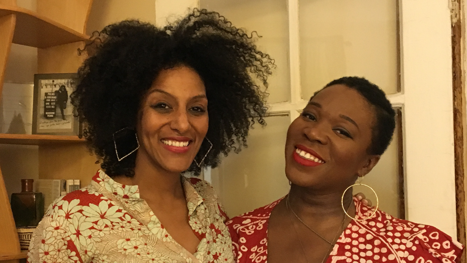 Sarah Jones and India.Arie