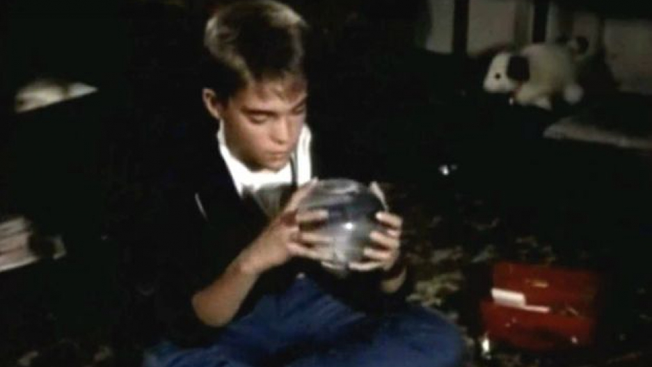 "Chad Allen as Tommy Westphall in ""The Last One,"" the final episode of ""St. Elsewhere"" (YouTube)"