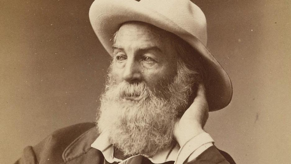 Walt Whitman in Brooklyn, 1872