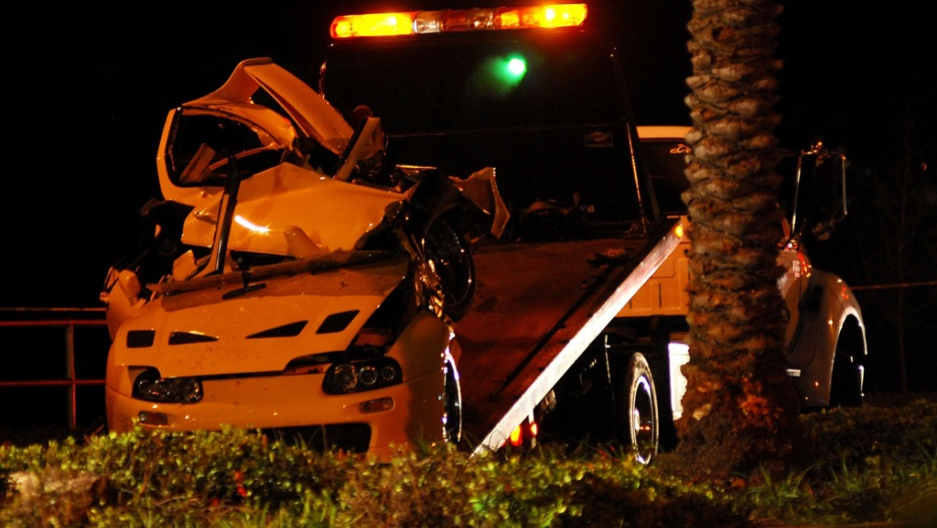 Pregnant woman in labor, Tiffany Woodham, killed in crash on