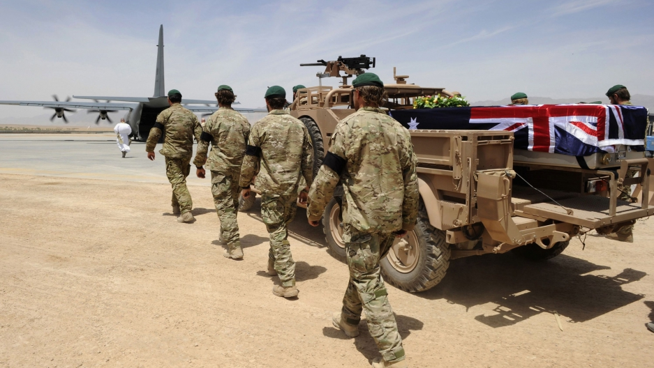 Australian troops targeted in another shooting by an Afghan soldier (VIDEO)  | The World from PRX