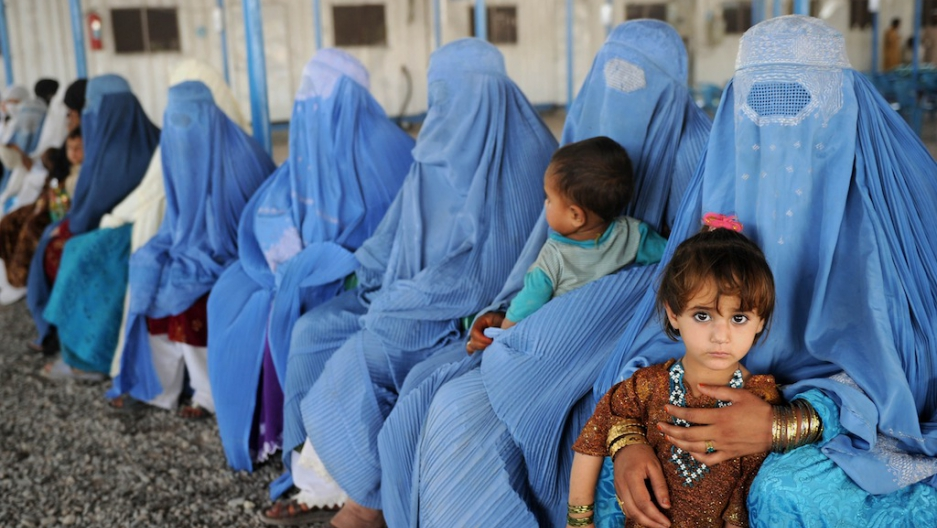 Afghan women largely lack healthcare, education | The World from PRX