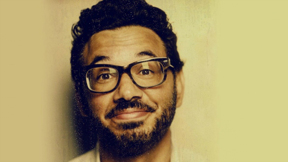 Al Madrigal is half-Mexican, but still a full person