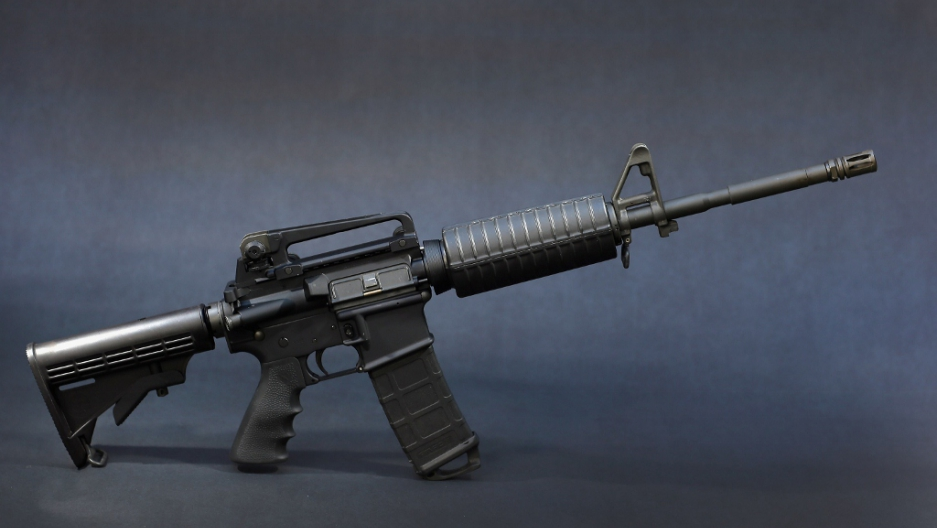 Shooter in New York firemen murder used Bushmaster assault rifle