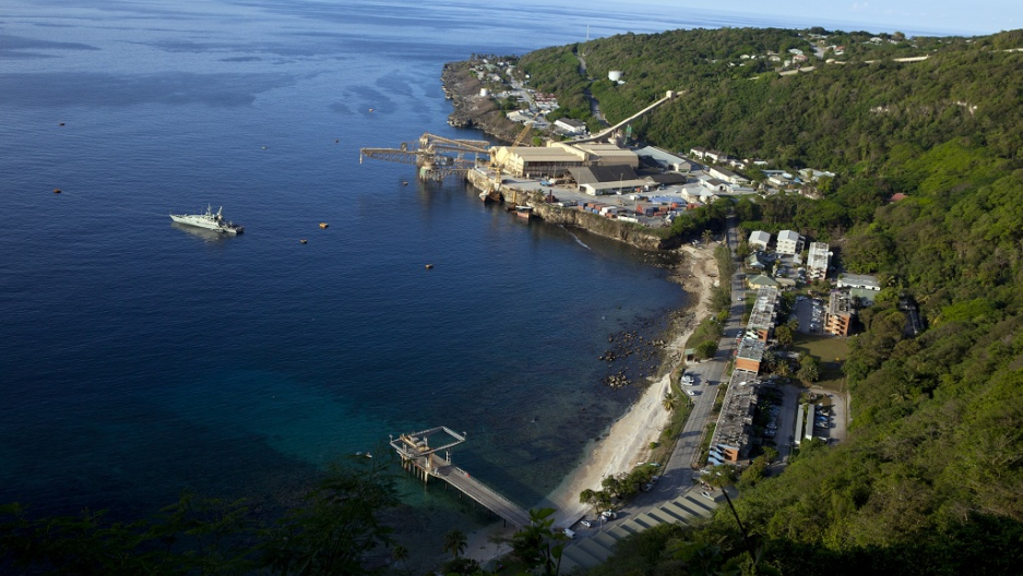 Where Is Christmas Island.Third Boat Of Asylum Seekers Spotted Near Christmas Island