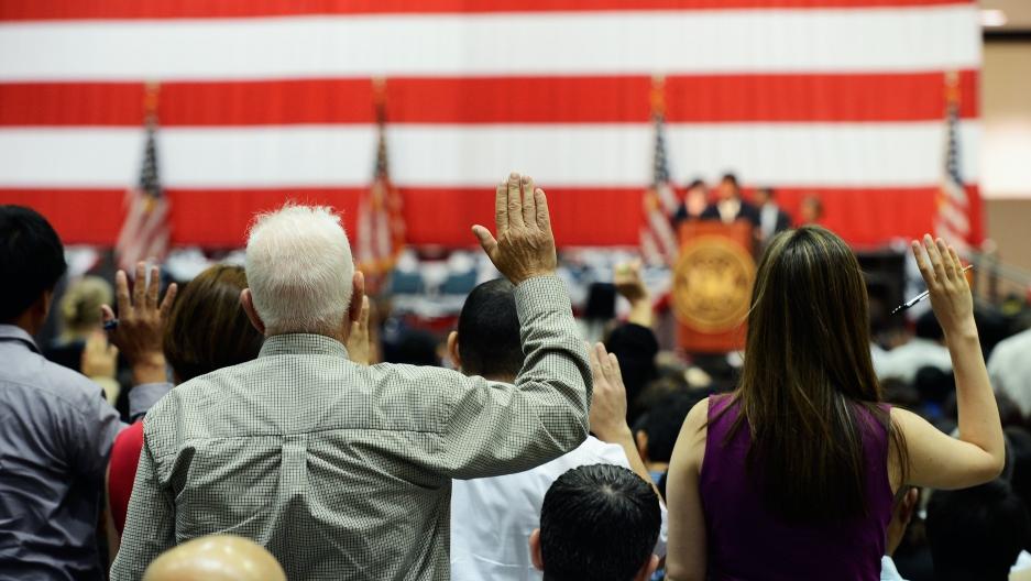 Joaquin Arciago Guzman, 102, becomes a US citizen | Public