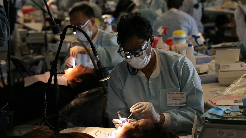 More Americans use the ER for dental care: study | Public