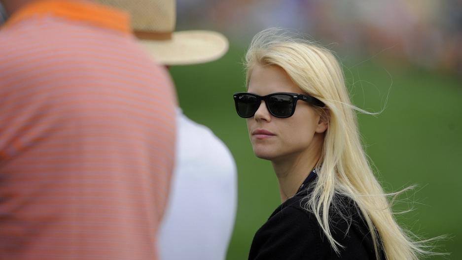 Nordegren dating billionaire