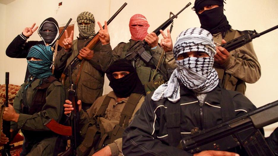 Meet the Free Syrian Army | Public Radio International