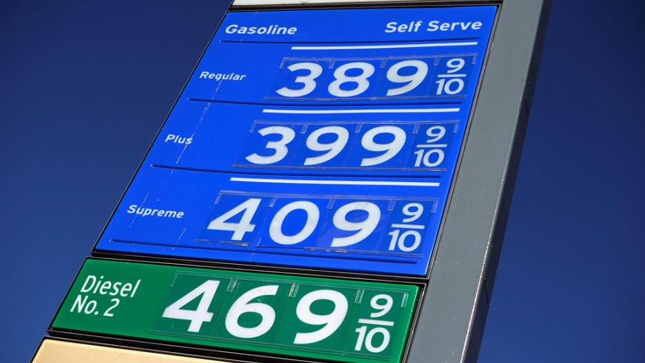 Gas Prices In California >> California Gas Prices Surge Public Radio International