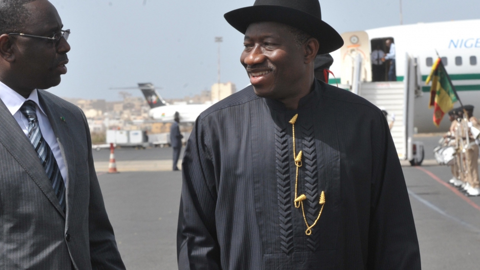 Goodluck Jonathan's bad luck presidency | The World from PRX