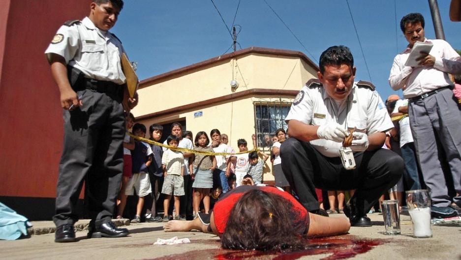 Mexican cartels carve bloody swath through Central America ... Zetas Cartel Victims