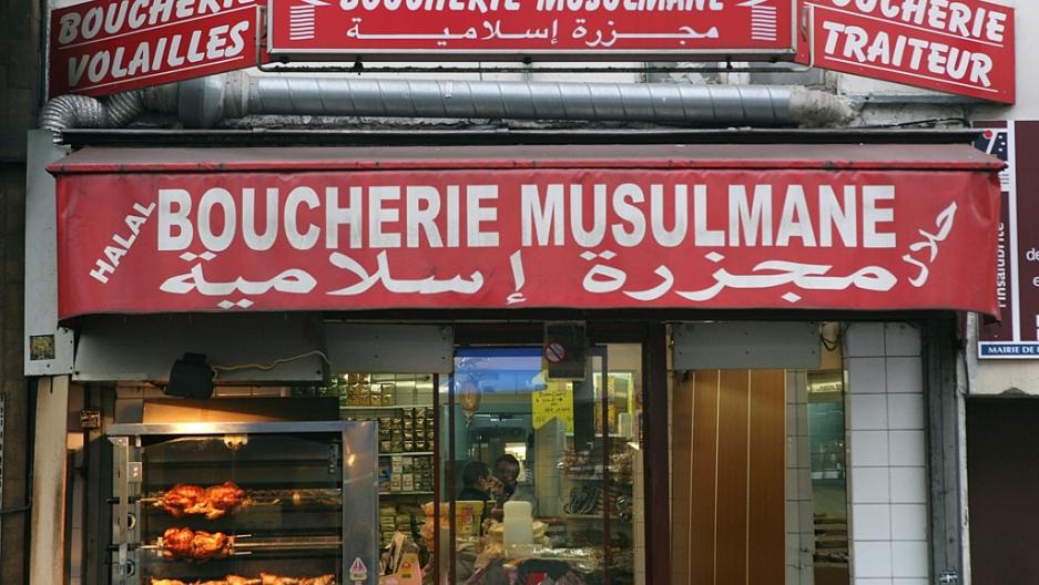 Sarkozy defends French butchers amid halal spat | Public Radio
