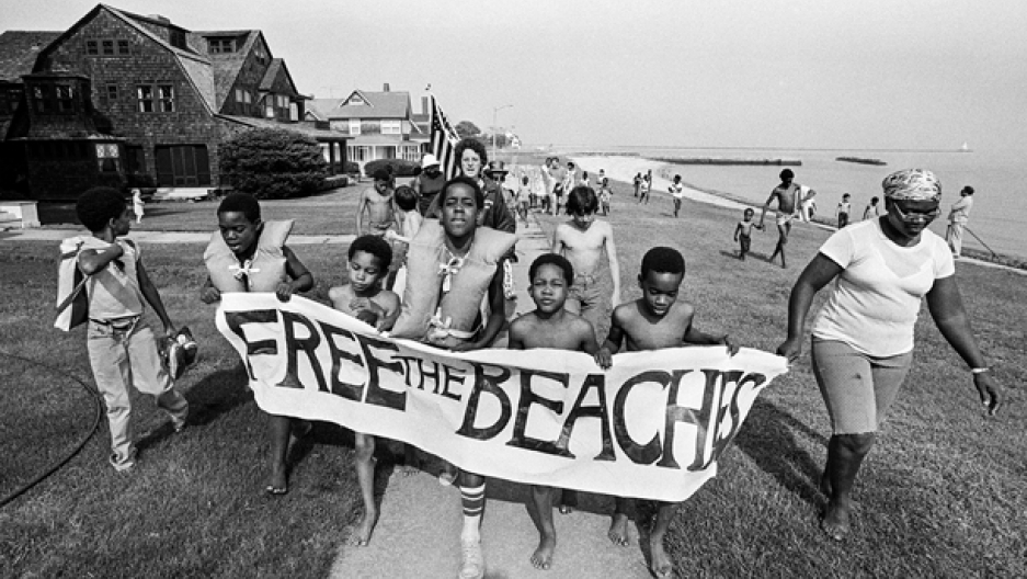 Free the beaches