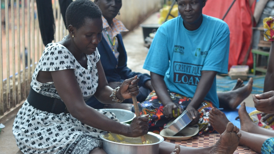 In northern Uganda, these women move past insurgency by baking
