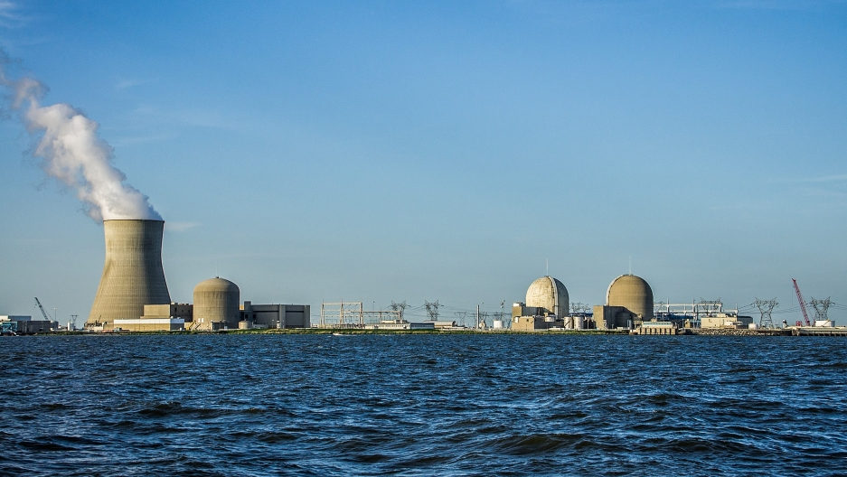 Salem and Hope Creek nuclear plants