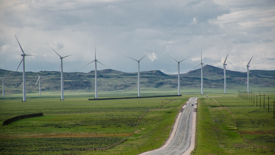 South-central Wyoming has some of the strongest winds in the United States. The Department of Energy estimates that by 2030, Wyoming has the potential to power the equivalent of 3.4 million homes.